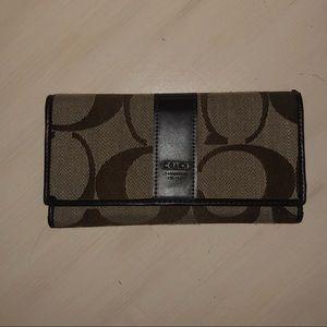 Coach Bags - NEW Coach Wallet & Check Book